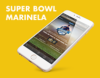 Super Bowl Marinela