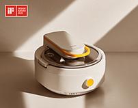 Automated Stir Fryer