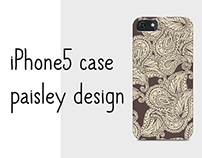 Paisley patterns for iPhone