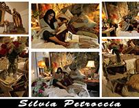 Ad for Silvia Petroccia Antiques & Interiors 2015