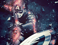 Avengers Photo Manipulation