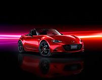 Mazda MX5 CGI