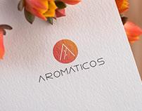 Rediseño de logotipo de Aromáticos