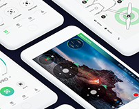 Drone : Control app for all drone
