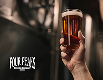 Four Peaks Brewing Co | Kitchen Sink Studios