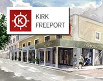 Kirk Freeport Projects – Retail