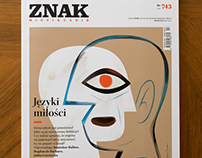 ZNAK 743, 04/2017. Language of love