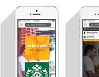 LeapEat App UI