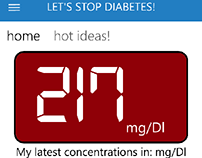 Let's Stop Diabetes - Windows 10