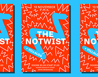 The Notwist concert poster