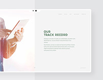 Design web Triple Eye Inc