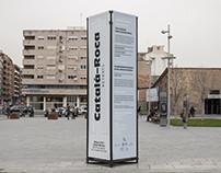 Català-Roca (signage)