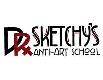 Dr Sketchy's Branding