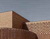 Musée Yves Saint Laurent Marrakech, Morocco