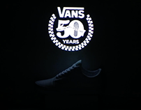 Degree work_VANS 50th Anniversary