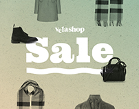 Vela Shop Winter Sale 2016