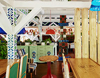 Restaurant «Gagarin & bokorash»