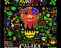 AVAIKO / LA CALAKA ESTÁ EN LA CASA