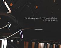 Logotype Coral Enok