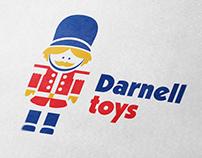 Logo design Darnell toys