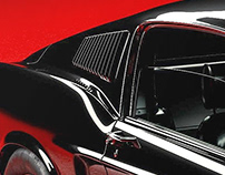 Mustang Red Studio