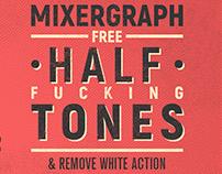 Mixergraph Free Halftone Textures Kit