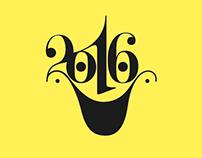 2016 Smiley Face Logo & Greeting