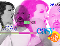 Podcast YouTube Cover | easy 972
