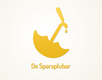 Logo for De Sparaplubar