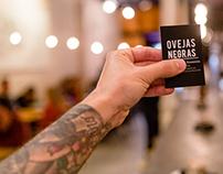 Branding OVEJAS NEGRAS