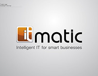ITmatic Corporate Identity