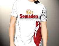 Criação do Logotipo e Design de Camisa