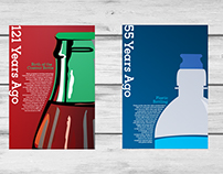 Bottling History Poster Series