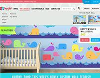Yendoprint Web Homepage Design