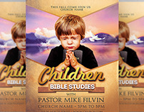 Church flyer templates on behance for Research study flyer template