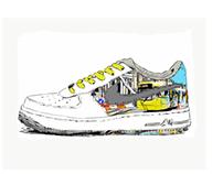 Nike air Tramsters