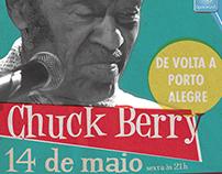 Chuck Berry in Porto Alegre