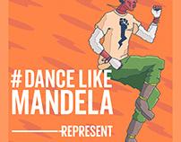 Dance Like Mandela Album Cover