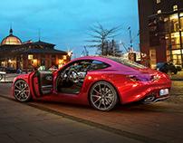 AMG GT - CGi
