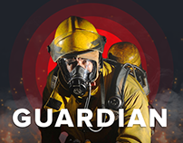 Guardian - web site