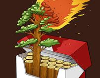Burning Nature Kills You