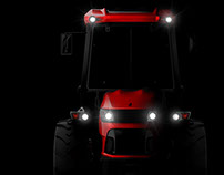 Agromehanika tractor teaser (2017)