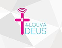 Identidade Visual #LouvaDeus