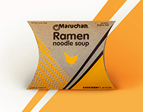 Maruchan® Ramen Noodles: Eco-Friendly Package Design