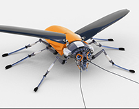 """Robot biomodel """"insect LY 300"""""""