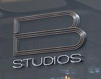 B Studios - rebranding