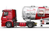 Fuel Tanker Design