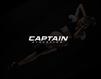 Captain Athletics   Branding