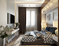 3d architectural rendering services.Albina project