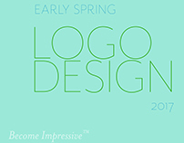 Early Spring Logo Design